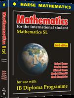 Mathematics SL third edition - Textbook