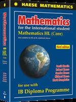 Mathematics HL (Core) third edition - Textbook