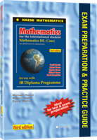 Mathematics HL (Core) third edition - Exam Preparation & Practice Guide (Book Only)