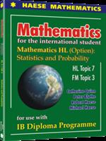 Mathematics HL (Option) - Statistics and Probability - Textbook