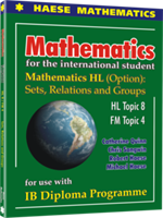 Mathematics HL (Option) - Sets, Relations and Groups - Digital only subscription