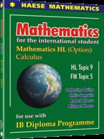 Mathematics HL (Option) - Calculus - Textbook
