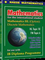 Mathematics HL (Option) - Discrete Mathematics - Digital only subscription