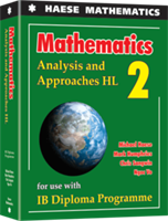 Mathematics: Analysis and Approaches HL - Textbook