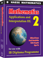 Mathematics: Applications and Interpretation HL - Digital only subscription
