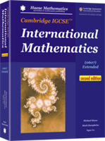 Cambridge International Mathematics (0607) Extended (2nd edition) - Digital only subscription