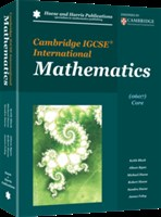 Cambridge International Mathematics (0607) Core - Textbook