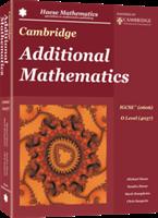 Cambridge Additional Mathematics (4037) - Textbook