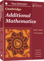 Cambridge Additional Mathematics (4037) - Digital only subscription