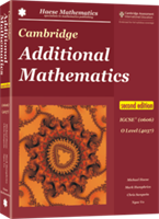Cambridge Additional Mathematics (4037)  (2nd edition) - Textbook