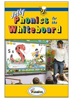 Jolly Phonics for the Whiteboard* (download only) (site licence)