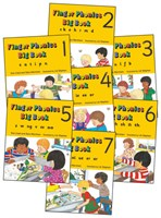 Finger Phonics Big Books - Set of books 1-7