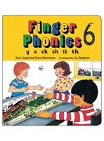 Finger Phonics Book 6