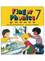 Finger Phonics Book 7