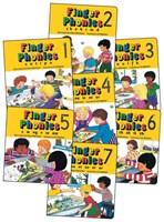 Finger Phonics - Set of books 1-7
