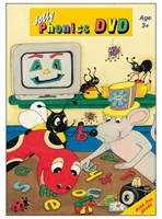 Jolly Phonics DVD (PAL)
