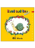 Jolly Phonics Read and See, Pack 2 (12 titles)
