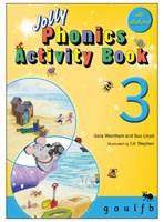 Jolly Phonics Activity Book 3
