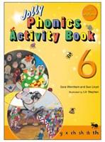 Jolly Phonics Activity Book 6