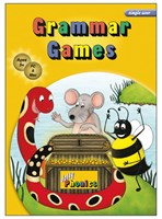 Grammar Games CD (single user)