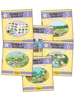 Grammar 1 Workbooks - Set of books 1-6