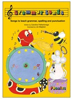 Grammar Songs (Book and CD)
