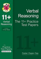 11+ Verbal Reasoning Practice Papers: Standard Answers (for GL & Other Test Providers)