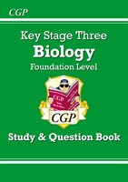 KS3 Biology Study & Question Book - Foundation