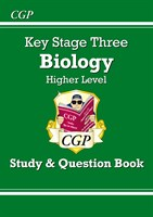 KS3 Biology Study & Question Book - Higher