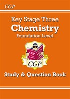 KS3 Chemistry Study & Question Book - Foundation
