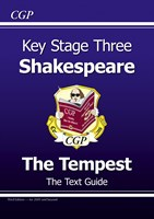 KS3 English Shakespeare Text Guide - The Tempest