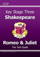KS3 English Shakespeare Text Guide - Romeo & Juliet