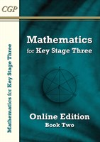 KS3 Maths Textbook 2: Student Online Edition (without answers)