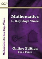 KS3 Maths Textbook 3: Student Online Edition (without answers)