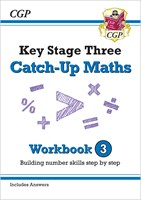 KS3 Maths Catch-Up Workbook 3 (with Answers)