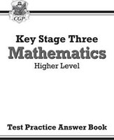 KS3 Maths Answers for Test Practice Workbook - Higher