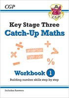 KS3 Maths Catch-Up Workbook 1 (with Answers)
