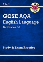 GCSE English Language AQA Study & Exam Practice: Grades 5-1