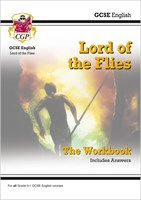 Grade 9-1 GCSE English - Lord of the Flies Workbook (includes Answers)