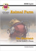 New Grade 9-1 GCSE English - Animal Farm Workbook (includes Answers)