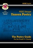 Grade 9-1 GCSE English Literature WJEC Eduqas Unseen Poetry Guide