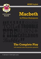 Grade 9-1 GCSE English Macbeth - The Complete Play