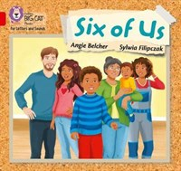 Collins Big Cat Phonics For Letters And Sounds — Six Of Us: Band 2a/red A