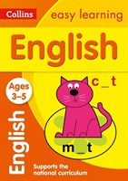 English Ages 4-5