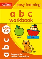abc Workbook Ages 3-5