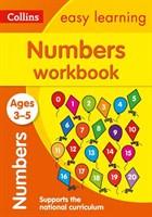 Numbers Workbook Ages 3-5