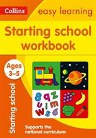 Starting School Workbook Ages 3-5