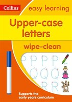 Upper case letters Ages 3-5