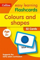 Colours and Shapes Flashcards