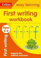 First Writing Workbook Ages 3-5
